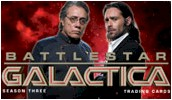 Battlestar Galactica Season 3 Cards - Click Here