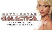 Battlestar Galactica Season 4 Cards - Click Here