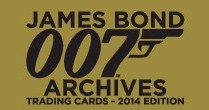 James Bond Archives 2014 - Click Here