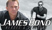 James Bond Heroes & Villains - Click Here