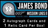 James Bond Mission Logs - Click Here
