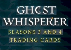 Ghost Whisperer Seasons 3 & 4 Basic Set - Click Here