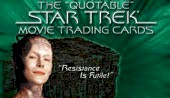 The Quotable Star Trek Movie - Click Here