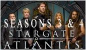 Stargate Atlantis Seasons 3 & 4 - Click Here