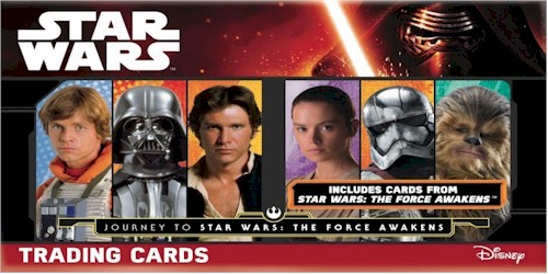 Ash Trading Cards Journey To Star Wars The Force Awakens